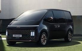 Hyundai Staria lần đầu tung ảnh 'full' trong ngoài - Đối thủ mà Kia Sedona cần dè chừng khi về Việt Nam