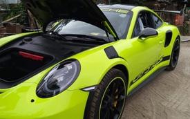 Thêm Porsche 911 GT3 RS về nước, sở hữu gói phụ kiện gần nửa tỷ đồng độc nhất Việt Nam