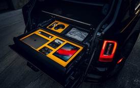 Recreation Module - Gói 'đồ chơi' dã ngoại đa năng cho đại gia đi Rolls-Royce Cullinan