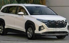 Lộ diện Hyundai Custo - Minivan mang thiết kế như Tucson, ngang tầm Kia Sedona