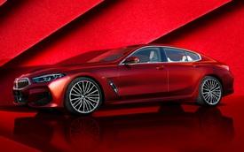 BMW 8-Series Gran Coupe sắp về Việt Nam có phiên bản đặc biệt cho dân sưu tầm