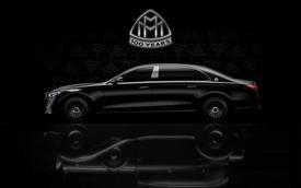 Mercedes-Maybach bất ngờ nhá hàng xe V12 - Tham vọng xếp ngang Rolls-Royce, Bentley