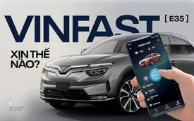 Rò rỉ clip tiết lộ nhiều tính năng mới lạ trên VinFast VF e35: Điều khiển xe từ xa, ra lệnh giọng nói và tự lái