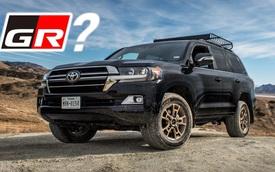 Sát ngày ra mắt, Toyota Land Cruiser thế hệ mới tung cả loạt video nhá hàng với những dòng chữ ưu tiên đại gia ở quốc gia này