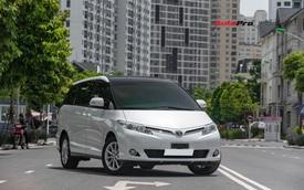 2 năm tuổi, 'hàng hiếm' Toyota Previa nhập Trung Đông bán lại vẫn giữ giá gần 3 tỷ đồng