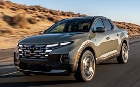 Ra mắt Hyundai Santa Cruz - Tucson nửa SUV, nửa bán tải chờ ngày về Việt Nam