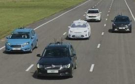 Chiếc ô tô 'fake' trông như đồ chơi này lại đang là hàng hot để thử nghiệm công nghệ lái thông minh