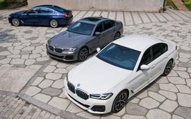 Đây là khác biệt 3 bản BMW 5-Series 2021 vừa ra mắt Việt Nam: Mua 530i M Sport, hay chọn 520i Luxury để tiền dư mua thêm Kia Seltos
