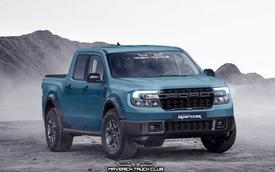 Ford Maverick cận kề ngày ra mắt: Đàn em Ranger đấu Hyundai Santa Cruz