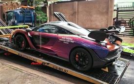 Không tham dự hành trình VietRally, đại gia Hoàng Kim Khánh mang dàn xe trăm tỷ đi chơi riêng
