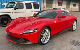Khui công Ferrari Roma thứ 2 tại Việt Nam: Không chỉ khác ở màu sơn, nội thất cũng mới lạ so với chiếc đầu
