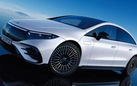 Mercedes-Benz EQS sẽ không dành cho người chơi hệ 'xe chơi'