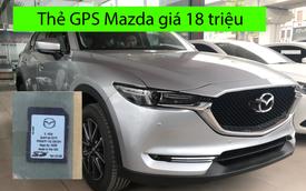 Khoe thẻ GPS Mazda giá 18 triệu rồi bán 'rẻ' 5 triệu, chủ xe bị CĐM nhắc nhở: 'Xoá nhanh không ăn chửi'