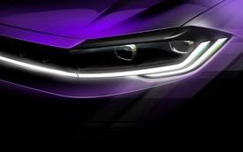 Volkswagen Polo công bố bản cập nhật mới, hé lộ đèn pha cải tiến