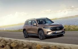 Mercedes-Benz EQB chào sân: GLB của xe điện, chỉ bán cho đại gia Trung Quốc trong năm 2021