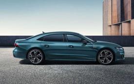 Audi A7 L ra mắt: Phiên bản sedan kéo dài của A7 Sportback với chỉ 1.000 chiếc được sản xuất