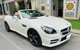 Ngang giá 'đàn em' C 180, đây là chiếc Mercedes-Benz SLK được 'dân chơi' chia sẻ: 'Xe mới không nhất thì nhì Việt Nam'