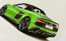 Đại gia lan đột biến 'chốt' thêm Audi R8 cực độc, giá trị ước tính trên 20 tỷ đồng
