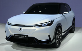 Đây sẽ là Honda HR-V 2022 chạy điện sắp ra mắt, đáp trả Toyota bZ4X