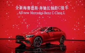Mercedes-Benz C-Class L ra mắt: 'Mini Maybach' cho đại gia Trung Quốc?