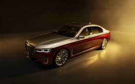 BMW 5-Series, 7-Series, X1 được hé lộ thế hệ mới: Đều có bản thuần điện i5, i7 và iX1