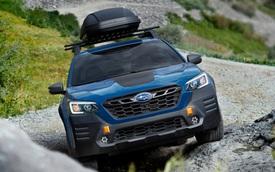 Subaru Outback 2021 bản việt dã chốt giá quy đổi hơn 850 triệu đồng, người Việt thêm hóng chờ