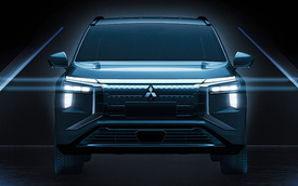 Mitsubishi Airtrek: SUV Nhật hoàn toàn mới hé lộ những thông tin đầu tiên
