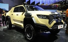 Great Wall Cannon Baja Snake - Bán tải độ mượn tay Shelby, đấu Ford Ranger Raptor