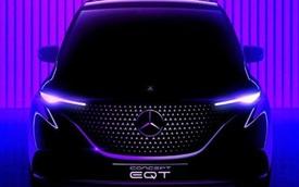 Hé lộ Mercedes-Benz T-Class và EQT - Minivan hoàn toàn mới cho gia đình