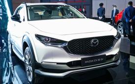 Vừa ra mắt Việt Nam, Mazda CX-30 đã bổ sung bản chạy điện được lắp ráp ở Trung Quốc
