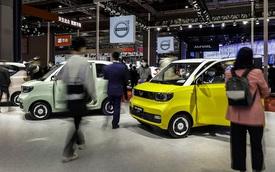 Triển lãm ô tô Thượng Hải 2021 - Cuộc biểu dương lực lượng của các hãng lớn ở mảng xe điện