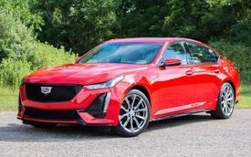 Ô tô điện Cadillac sẽ có phiên bản hiệu suất cao đấu Mercedes-AMG EQ