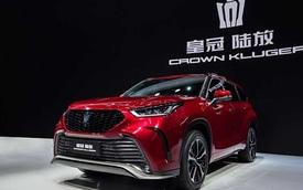 Toyota Crown SUV chính thức chào sân: Khi bạn cần Highlander dài, cao và sang hơn