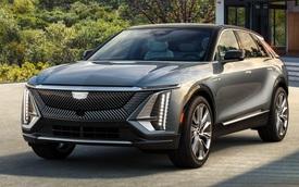 Cadillac Lyriq chính thức có bản hoàn chỉnh với giá quy đổi từ 1,38 tỷ đồng