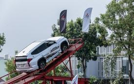 Mitsubishi mang 'ngày hội phá xe' tới Vinh