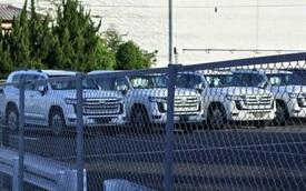 Toyota Land Cruiser thế hệ mới lộ nguyên cả lô không che chắn: Nồi đồng cối đá cuối cùng cũng chịu thay đổi