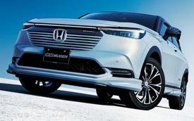 Honda HR-V thế hệ mới có thêm loạt 'đồ chơi' ấn tượng: Bodykit hầm hố, hệ thống ống xả như xe đua