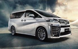 Xe 'chủ tịch' Toyota Crown có thêm bản minivan, giá quy đổi từ 3,2 tỷ đồng