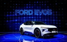 Soi chi tiết Ford Evos - Phiên bản gầm cao gây sốt của Mondeo
