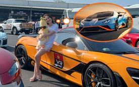 Kết thúc VietRally, Đoàn Di Băng sang tay McLaren 720S Spider cho đại gia lan, được chồng cho chọn siêu xe mới nhưng nhận cái kết bất ngờ