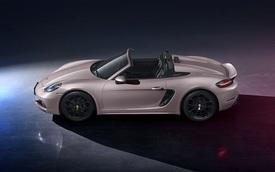 Porsche 718 Spyder bổ sung động cơ chỉ 2.0L với giá gây sốc