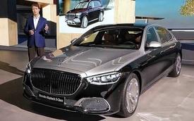 'Biệt thự di động' Mercedes-Maybach S 680 2021 sắp về Việt Nam: Giá khoảng 17 tỷ, nội thất xa hoa, có tính năng như trên Rolls-Royce