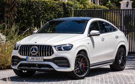 Mercedes-Benz GLE Coupe 2021 ra mắt Việt Nam: Giá 5,35 tỷ đồng, full đồ chơi đấu BMW X6