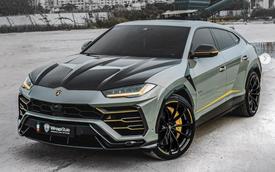 Lamborghini Urus đắt hàng: Gần 1.400 xe bán trong 3 tháng đầu năm, gần gấp đôi Huracan