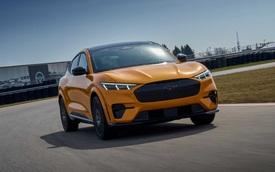 Đỉnh cao SUV điện Ford Mustang Mach-E GT chính thức mở bán, giá khởi điểm ngang BMW X5