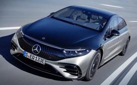 Mercedes-Benz EQS sắp về Việt Nam rục rịch có thêm bản hiệu suất cao AMG