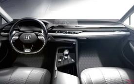 Đây sẽ là nội thất hoàn toàn mới của Honda Civic 2022?