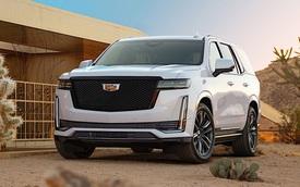 Cadillac Escalade sắp thành ô tô điện, nhà giàu Việt thích máy V8 nên mua sớm