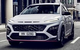 Ra mắt Hyundai Kona N: Đẹp kích thích từ trong ra ngoài khiến người Việt ngóng chờ