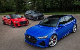 Audi nâng cấp loạt xe thể thao, quyết ganh đua với Mercedes-AMG và BMW M
